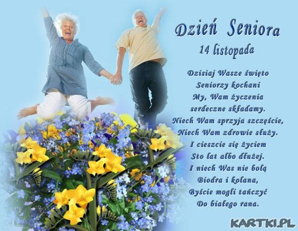 Dzień Seniora W Domu Pogodnej Starości W Gromadce Zswgromadce